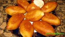 Piroshki with Potato