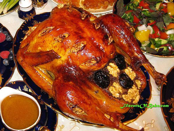 Turkey Levengi Flavors Of Baku