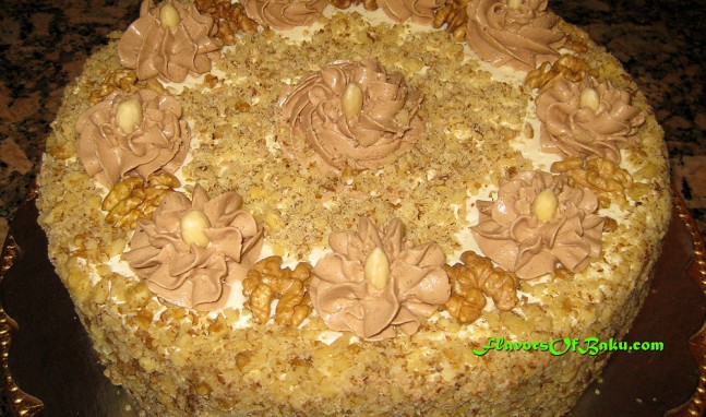 Cake Apsheron