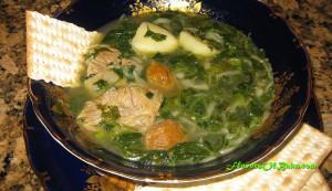Ishkena Soup