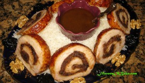 Turkey Levengi Roulade