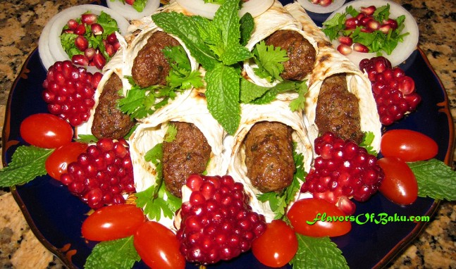 Lyulya-Tava Kebab