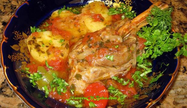 Bozartma (Lamb Stew)