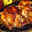 Pomegranate Cornish Hens